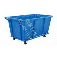 咸阳布草周转箱1170*720*800mm大型塑料周转箱40度的使用方法