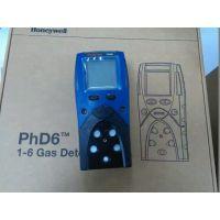 霍尼韦尔PHD6复合气体探测仪