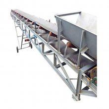 好口碑兴运机械 海角天涯订做皮带输送机 优质皮带机工作原理