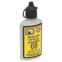 美国原装进口诺兰NORLAND紫外线UV光学固化胶水noa68无影胶