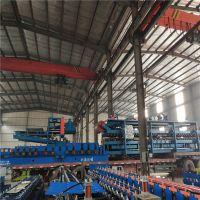 复合板设备厂直销彩钢瓦机器岩棉泡沫复合一体机地鑫供应
