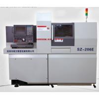 供应硕方品牌SZ-206E双主轴6轴20mm加工直径数控走心机自动车床送料