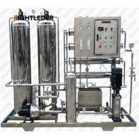 小型纯净水处理设备 原水过滤 饮用纯净水处理设备