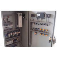 变频柜/变频恒压供水控制柜/电柜/一拖二30kw触摸屏水泵控制柜