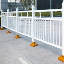 PVC草坪护栏 市政隔离带护栏 防护网安装