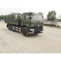 东风国五可上牌六驱货车EQ2220GD5D原厂直销