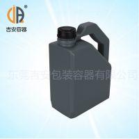 供应HDPE机油桶4L 4kg包装桶 润滑油瓶