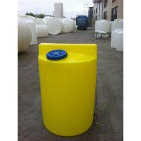 500升PE加药箱 500L圆形搅拌桶 一体成行