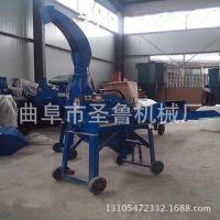 江苏养殖铡草机 小型青干玉米杆铡草机 单相电切草机