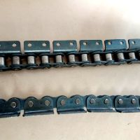 16A弯板传动滚子链条乾德厂家报价 传动链条