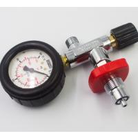供应宝华JUNIOR II空气压缩机充气阀071344充气接头
