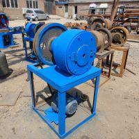 路士厂家供应铜管缩口机 紫铜黄铜铜管缩口机 可缩尖口平口