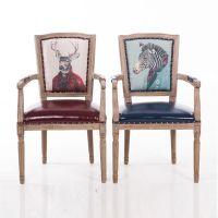 香港众美德生产餐厅餐桌椅,西餐厅实木餐椅,咖啡厅椅子优惠促销