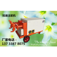 现货供应云南WYB90-125双液注浆机,昆明双液注浆机工作原理