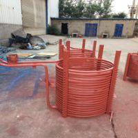 中频炉电抗器线圈 铜包 电抗包 水冷线包 中频炉配件电炉配件定制