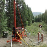 山煤机械20米开山勘探机 分体式气动山地钻机 螺旋取芯山地钻机