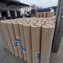 建筑铁丝网1*20米现货——镀锌电焊网亚奇丝网厂批量现货