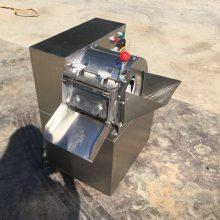 泰兴市不锈钢型豆角切段机 启航牌辣椒切丝机 椰果切丁机厂家