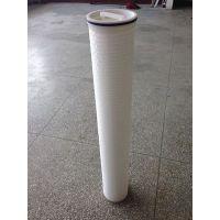 大流量折叠水滤芯 PALL颇尔滤芯XLDM1.5-40-UFH13