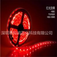 led3528软灯带红光 120灯12v 厂家直销