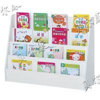 贝尔康B书架 幼儿园书架 儿童书架 白色烤漆 幼儿园家具 厂家直销 图书室 绘本馆