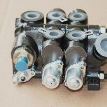 CDB2-F15压力20MPA流量65L两路叉车多路阀分配器江苏晨光液压 配件