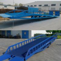 吉林厂家直销4/6/8/10吨固定式液压登车桥移动式登车桥