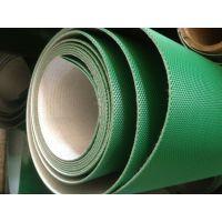 厂家批发3.0mm绿色pvc流水线输送带 传送带 定做尺寸
