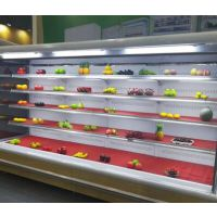 成都浩爽-润雪-成都冷柜供应商-风幕柜订做安装