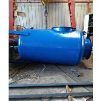 离心式法兰油水分离器MQF-400、大口径汽水分离器选迈特、河南汽水分离器生产厂家