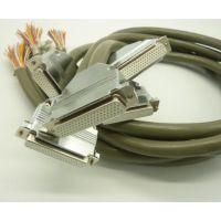 工业级别DB78母头带屏蔽线1m接线端子