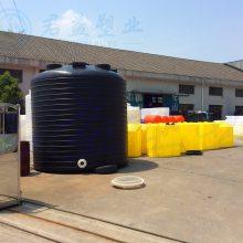15立方大容积塑料储罐  15000LPE加药桶