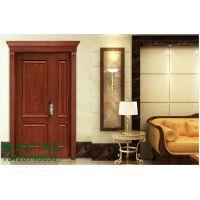 珠海宾馆实木夹板门 贴木皮实木复合门 专业定制中纤板烤漆门