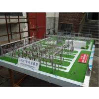KW4-330型空气断路器模型