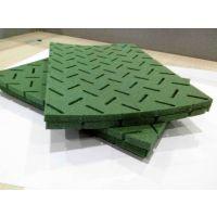 人工草坪环保材料减震软垫 弹性基础排水吸震垫层 合成材料减震垫层 缓冲震垫层