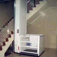 大庆市 大同区启运液压室外轮椅电梯 苏州市垂直无障碍残疾人升降平台 简易家用电梯