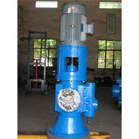 厂家直销 SNS1300-46 立式三螺杆泵 安徽永骏泵阀 三螺杆泵厂家