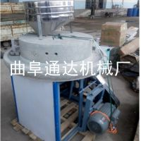 日照小麦面粉石磨机实时报价 供应手动石磨机 杂粮面粉设备 通达