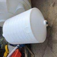 厂家供应食品级平底加药箱 1000Lpe环保药箱