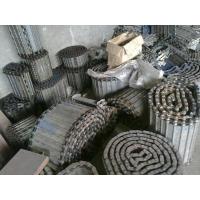浙江盛普诺厂家直供排屑机链板钢制输送除屑链板