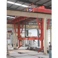 蒸压加气混凝土砌块设备生产线供应伟达机械