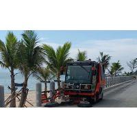 三亚小型扫路机QTH8501生产厂家-同辉汽车单人驾驶扫路机