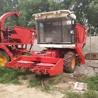 新型黑麦草收割回收机 玉米秸秆粉碎收集机 圆盘式青储机生产厂家