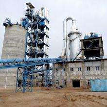 白灰窑厂家,采购年产15万吨白灰加工设备要多少钱