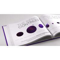 企业广告宣传画册设计印刷 产品宣传册 A4杂志册定制