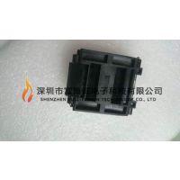 YAMAICHI IC插座 IC51-1764-1505-10 QFP176PIN 0.5mm间距