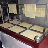 酒店腐竹油皮制作机整套设备 蒸汽式不锈钢腐竹油皮机 鼎达