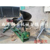 园林苗木挖坑机 润众 耐用手持式挖坑机
