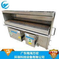 广东万宏无烟烧烤车 厨房油烟净化设备 处理味道