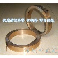 高强度、易切削H68环保铜带可分条切割中益廷近期报价